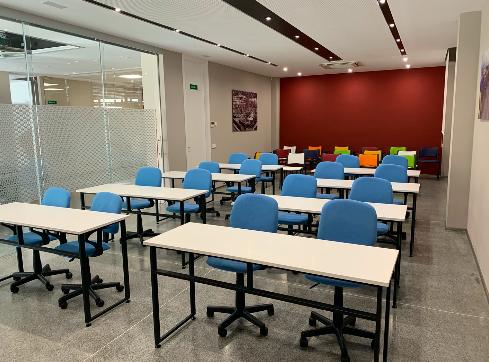 Modumaq start a new training center