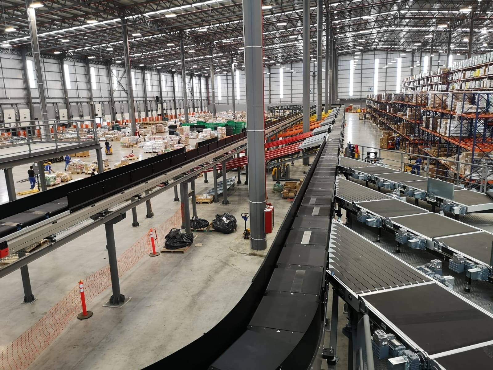 Modumaq consolidates in Ecuadorian market installing a high speed sorter in one of the biggest companies in Ecuador