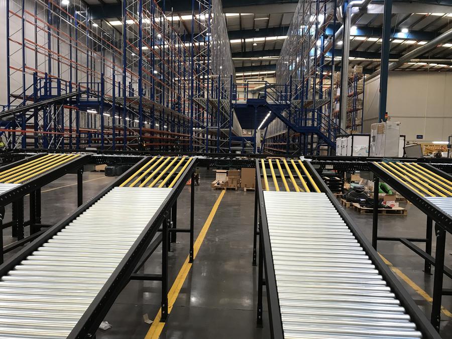 ID Logistics automate its Pharma and OTC logistics center with Modumaq technology