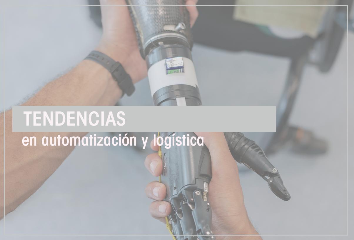 Las 10 principales tendencias en automatización y logística con los que crecerá el sector este 2021