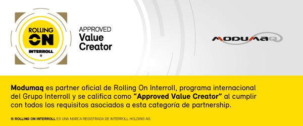 Approved Value Creator en #RollingOnInterroll
